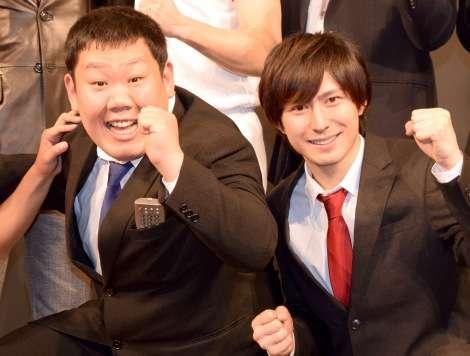 『めちゃイケ』元レギュラー・三中元克コンビ「dボタン」、今月末に解散 | ORICON NEWS