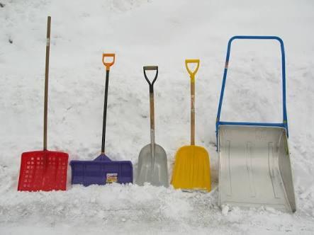 雪かきの疲れを取る方法
