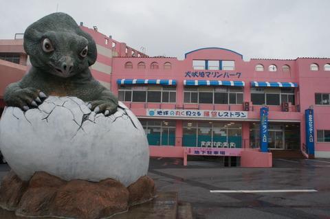 犬吠埼マリンパーク(千葉県)の感想 : 水族館に行ってまいります。