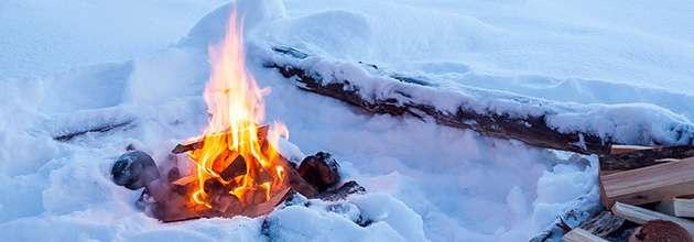【ぼっち】寒いから集まって暖をとろう!