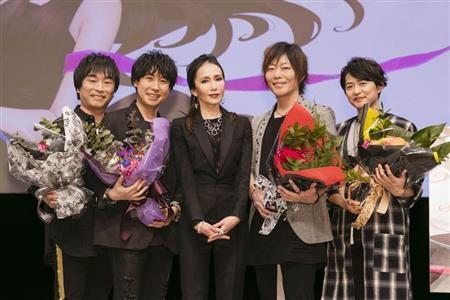 工藤静香、新アルバム発売の予感「そろそろまとめてという声もある」 (サンケイスポーツ) - Yahoo!ニュース