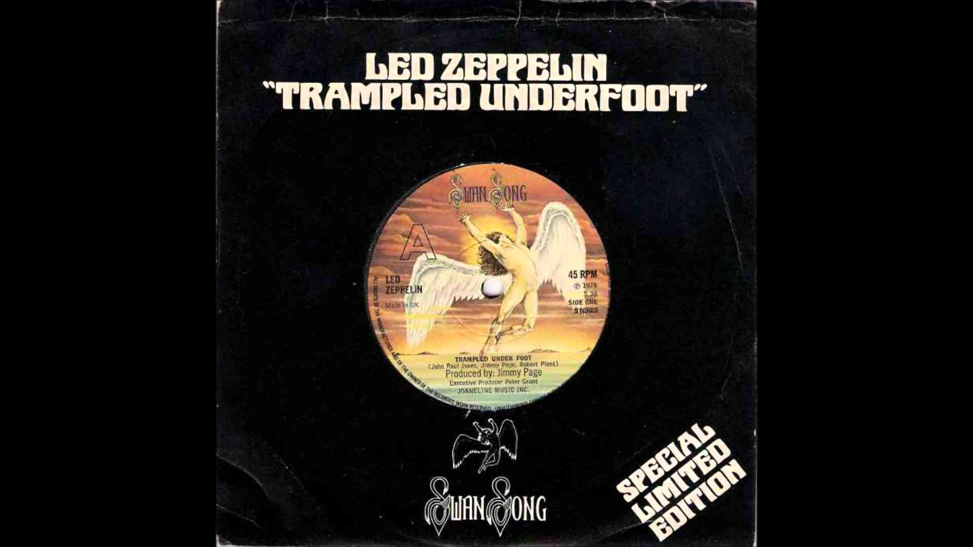 Led Zeppelin - Trampled Under Foot - YouTube
