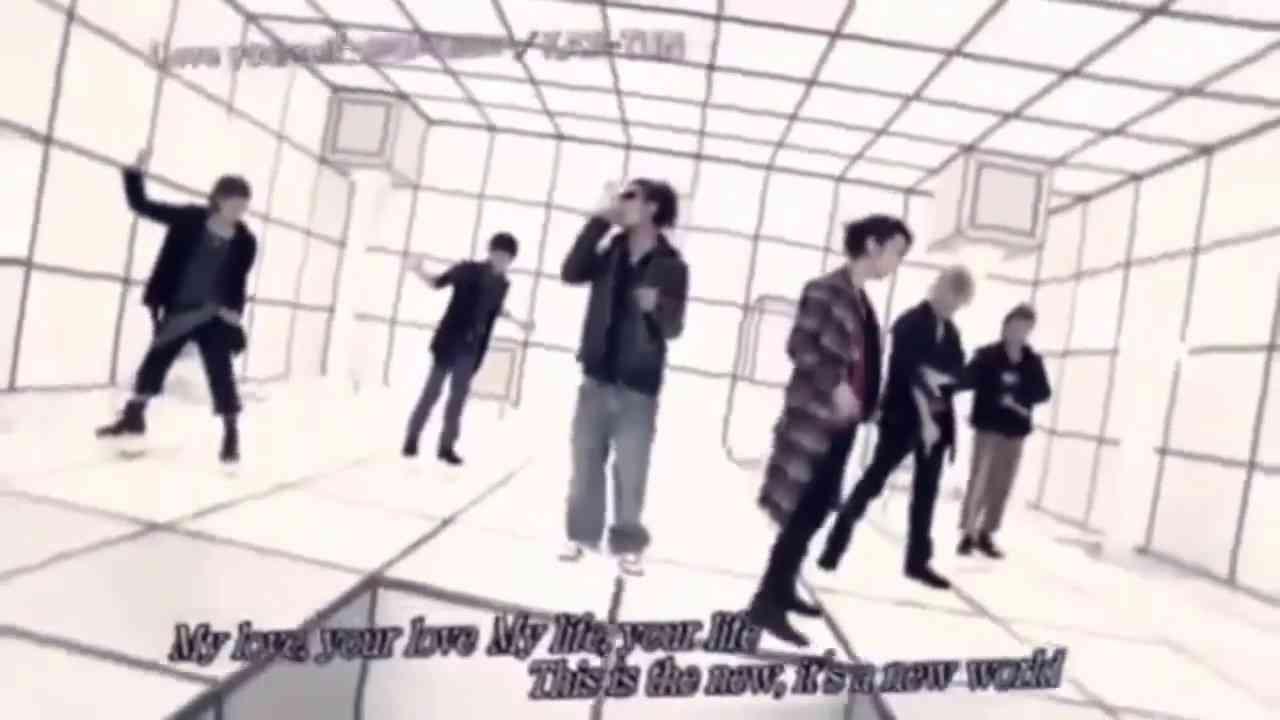KAT-TUN 黄金期 (6人時代) - YouTube