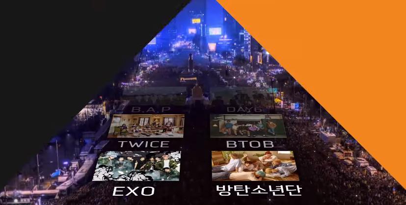 11月1日 EXO 2018平昌冬季オリンピック G-100コンサートイベント|EXO シウミン Diary