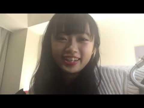 NGT48中井りかが、正月からSHOWROOMに来たアンチを鼻で笑う - YouTube