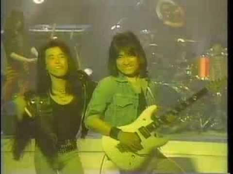 Earthshaker (アースシェイカー) - Whiskey & Woman (JTV Live, Music Square, Aichi, Japan, 1987-05-24) - YouTube