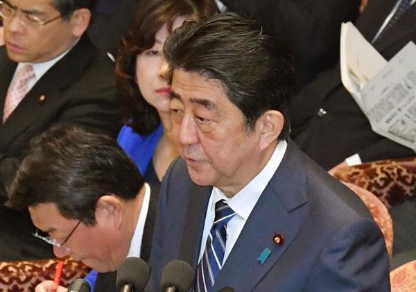 安倍晋三首相、朝日報道「真っ赤な嘘だった」 森友学園問題で - 産経ニュース