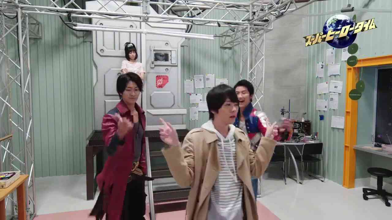 Super Hero Time - Build & KyuuRanger - YouTube