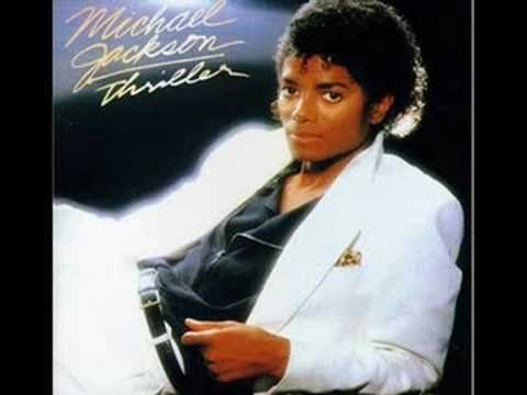 Michael Jackson - Thriller - Wanna Be Startin' Somethin' - YouTube