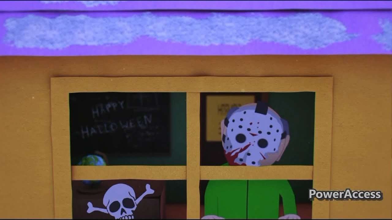 "South Park Halloween Intro (Season 21) w/ Spooky Vision 2.0 – ""Sons A Witches"""