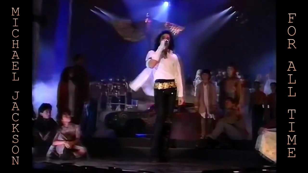 Michael Jackson - Live MTV 10th Anniversary 1991 - HD - YouTube