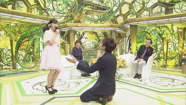 「新婚さん」出演の元アイドル&オタ夫婦に騒然