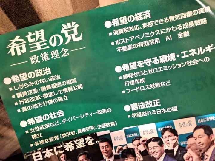 希望の党「ベーシックインカム公約」発案者を直撃。実現可能性を検証した (BUSINESS INSIDER JAPAN) - Yahoo!ニュース