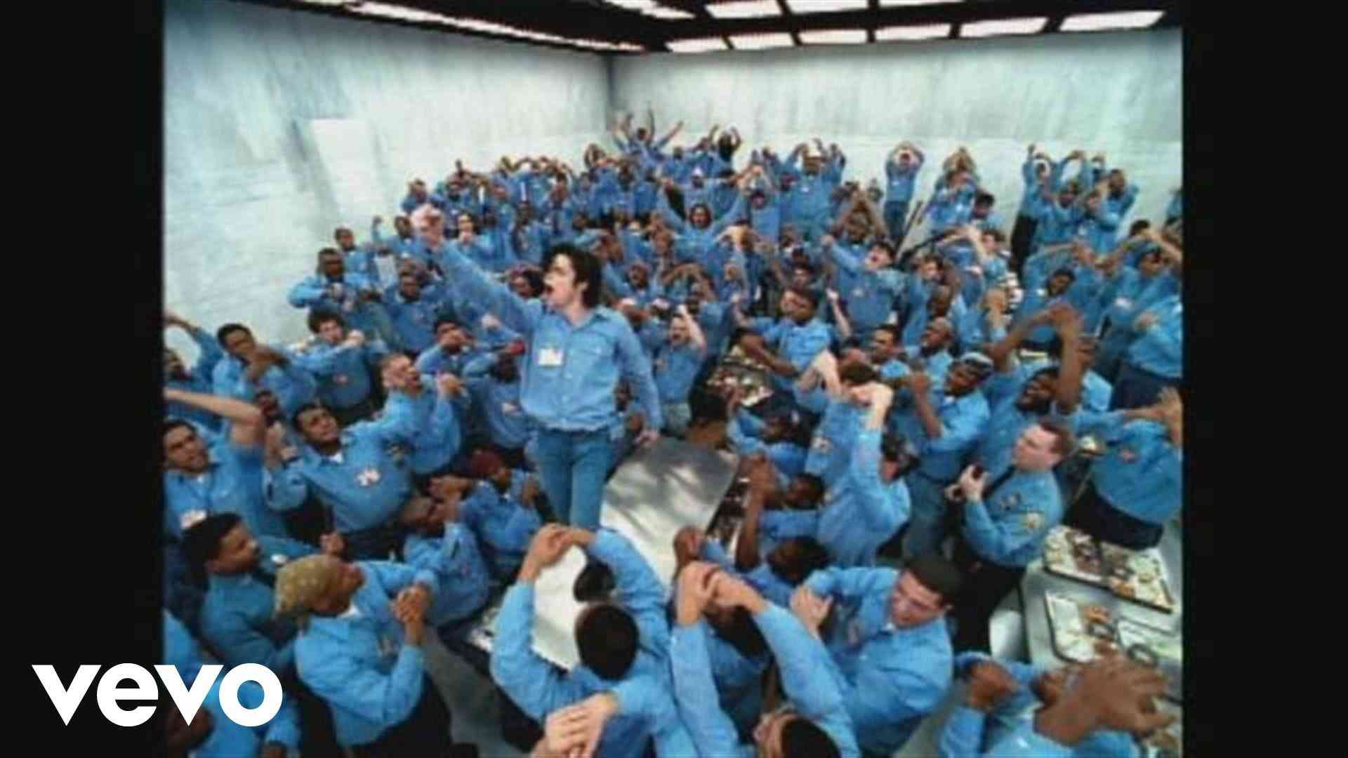 Michael Jackson - They Don't Care About Us (Prison Version) (Official Video) - YouTube
