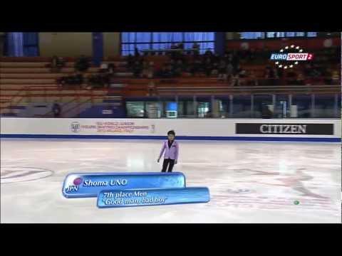 Shoma UNO EX - JWC 2013 - YouTube