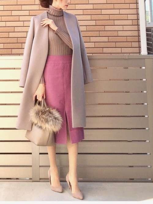 honon|SLOBE IENAのスカートを使ったコーディネート - WEAR