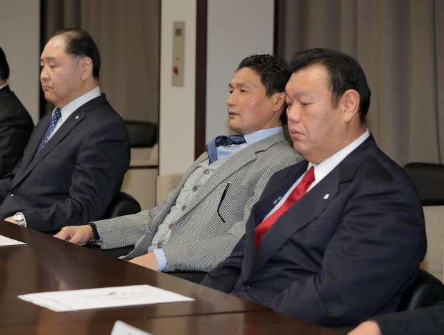 横野リポーター、生中継で貴乃花親方の「弁明はありました」とのリポートを訂正…「広報部の方が出てきて」間違いを指摘されていた (スポーツ報知) - Yahoo!ニュース