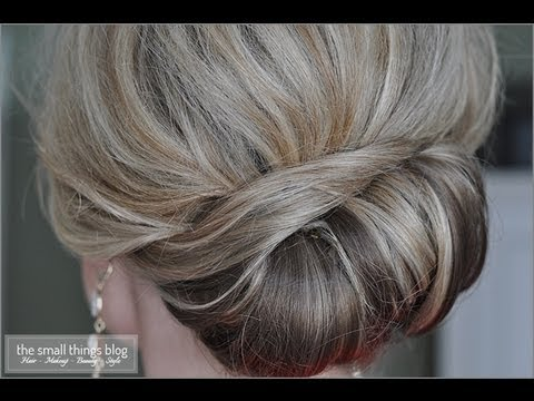 The Sideways French Twist - YouTube