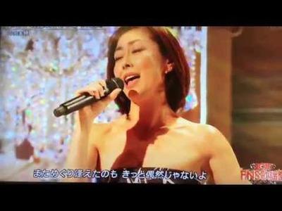 中山美穂、テレビで18年ぶり歌声「生きた心地しなかった」