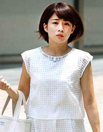 田中萌アナ