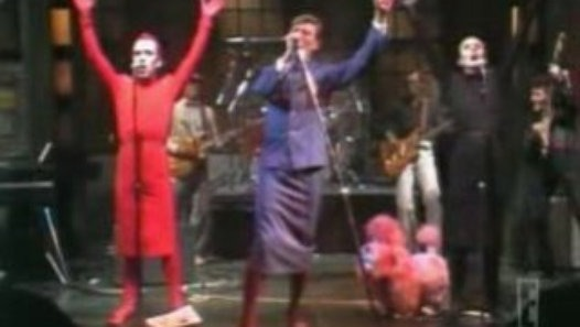 David Bowie & Klaus Nomi - TVC15 & Boys Keep Swinging [1978] par ZapMan69 Made In ZapLanD... - Dailymotion