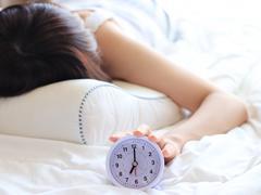 朝すっきり目覚めてますか? もしかしてプチ不眠かも…