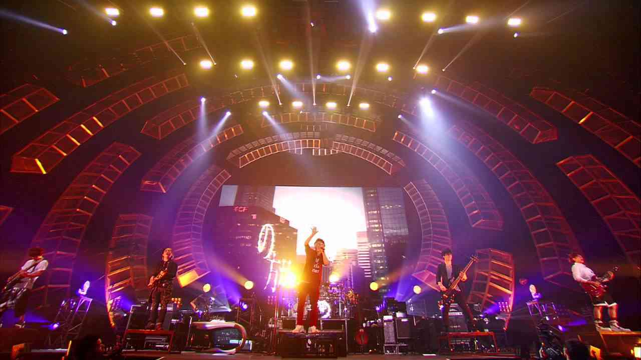 UVERworld 『Ø choir live at Kyocera Dome Osaka 2014.7.5』 - YouTube