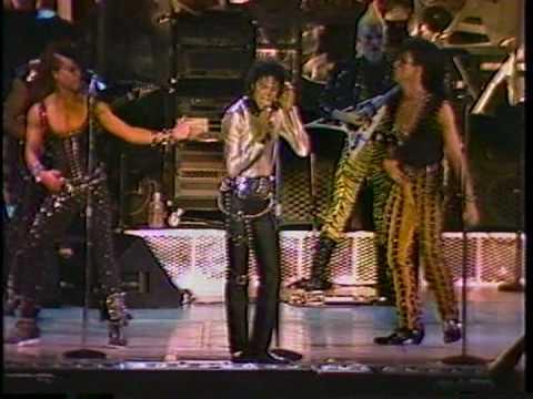 Michael Jackson  Heartbreak Hotel Live Yokohama 1987 - YouTube