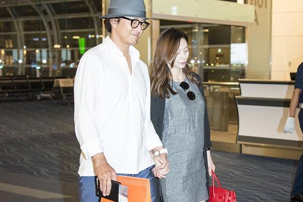 ヨン様ことペ・ヨンジュン、妊娠妻と来日も空港に集まったファンはわずか15人…