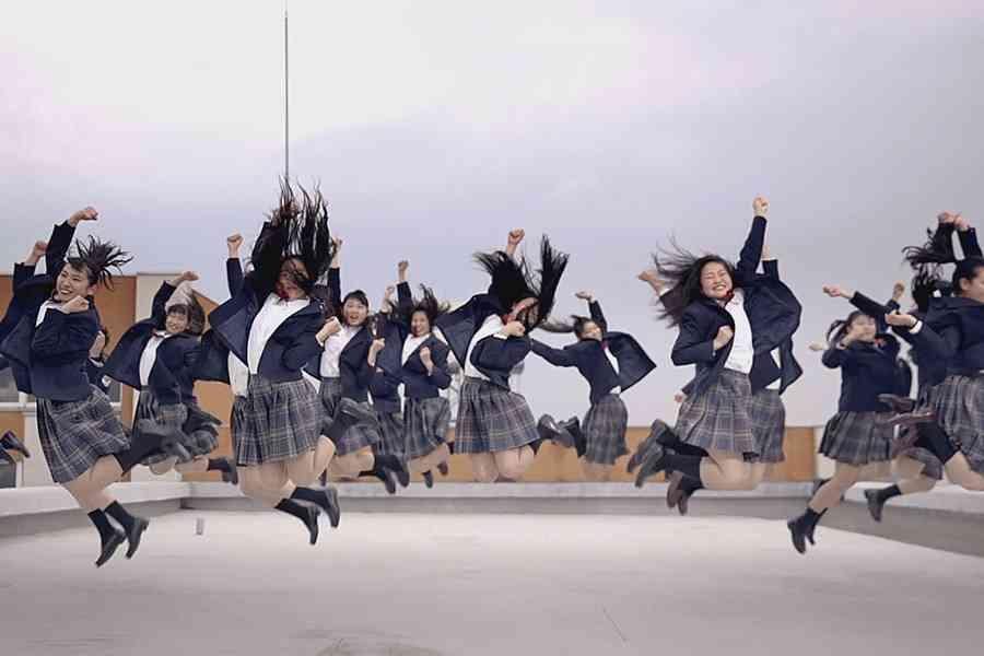 登美丘高校ダンス部、今度は米映画と共演 | ニュース | Lmaga.jp