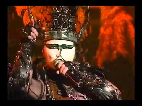 聖飢魔Ⅱ GREAT DEVOTION - YouTube