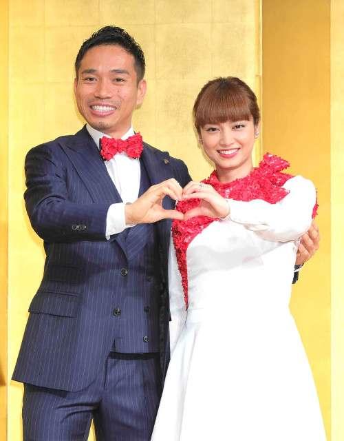 平愛梨、夫・長友への妊娠報告はサプライズ演出だった、ブログで秘話を大公開 : スポーツ報知
