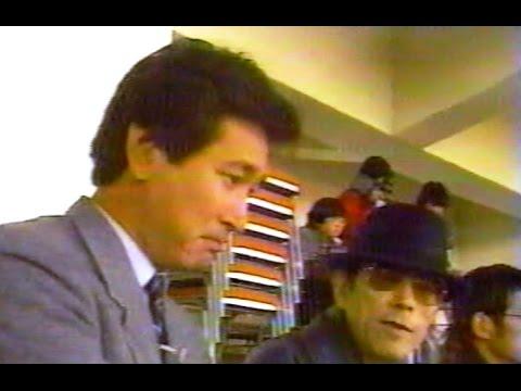 '85年 早明戦ニュース 南組 - YouTube