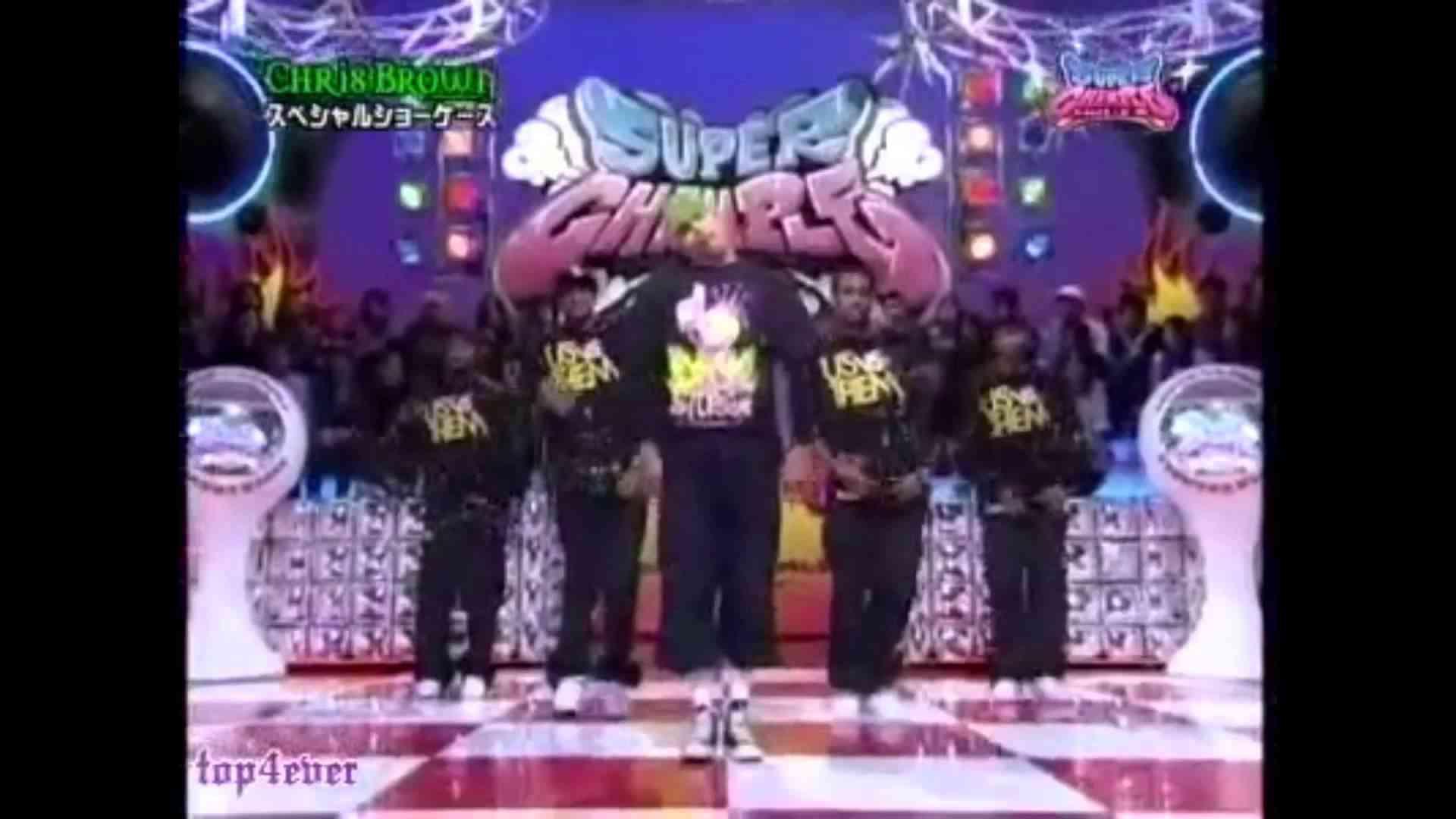 世界的に有名なダンサー 三浦 大知 chris brownの前でdance performance‼︎ - YouTube