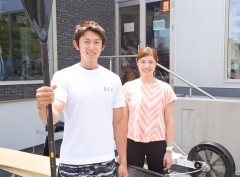 スポーツジムをオープンしたアスリート夫婦をリサーチせよ | 福島県 REPORTS  | Honda Smile Mission|ホンダ スマイル ミッション|TOKYO FM / JFN