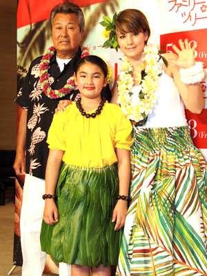 「いつみても仲良し家族ですてき」 梅宮アンナ、娘の16歳誕生日を梅宮辰夫らファミリーで祝福