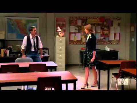 GLEE S2E5 Touch-a-Touch Touch Me (Rocky Horror Show) - YouTube