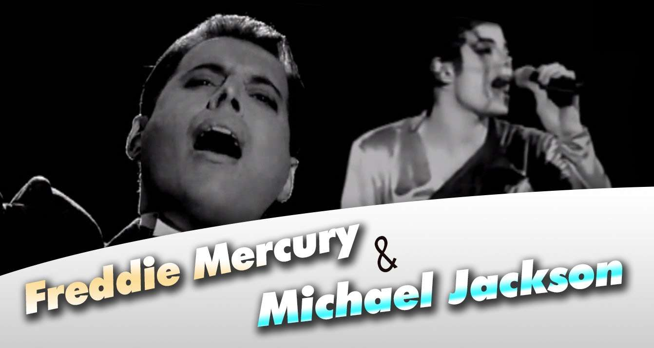 Michael Jackson & Freddie Mercury - There Must Be More to Life Than This (Video Clip) - YouTube
