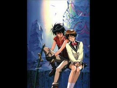 Story of Escaflowne ~ End Title - YouTube