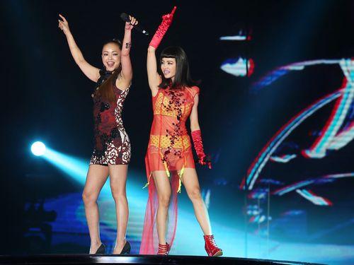安室は「本当に魅力的」  ジョリン、ライブDVDに競演シーンを収録/台湾   芸能スポーツ   中央社フォーカス台湾