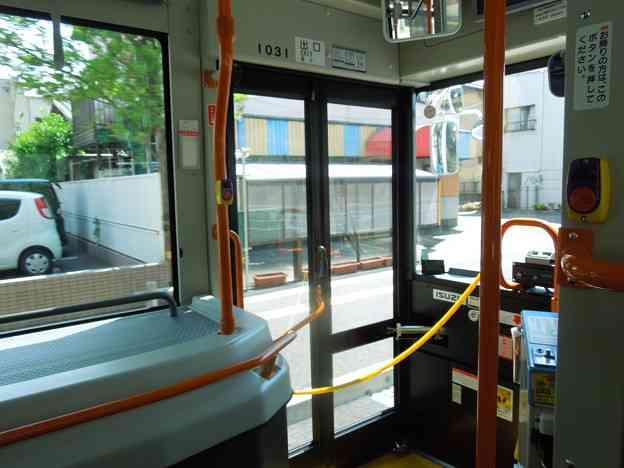 バス降車し自転車と衝突 悪いのはバス会社?自転車?自分?
