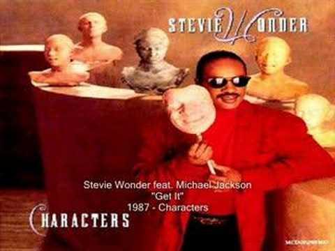 Stevie Wonder - Get It feat. Michael Jackson - YouTube