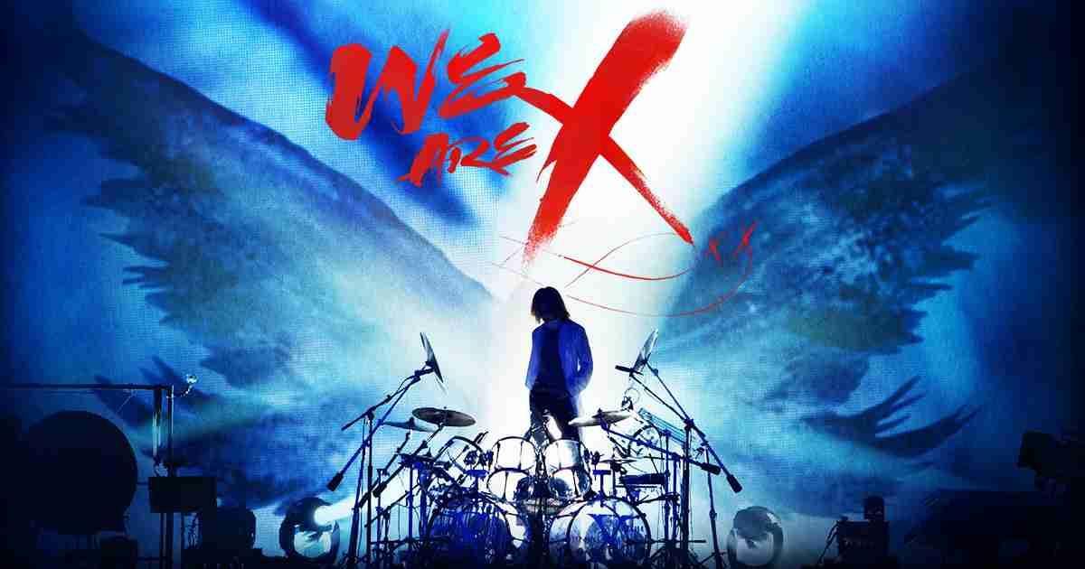 映画『WE ARE X』公式サイト Blu-ray DVD 12.13(wed) RELEASE