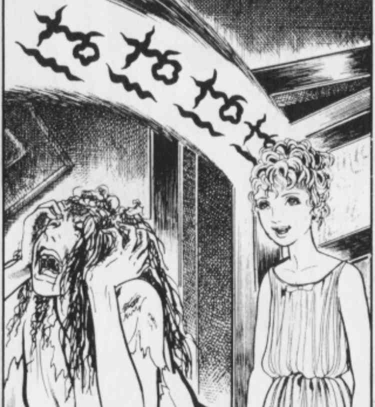 怖いけど深い漫画、絵本