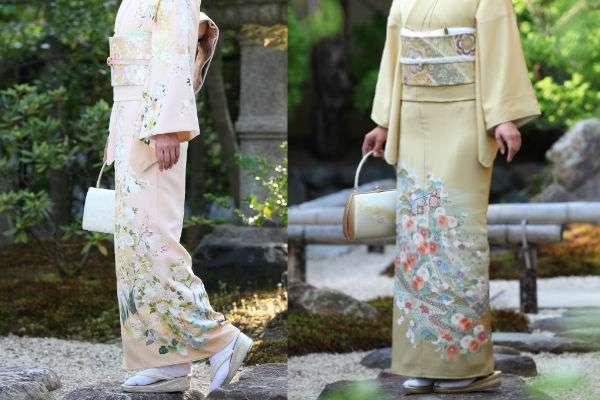友人の結婚式で着物を着た事がある方