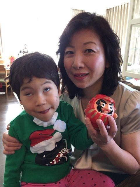 もみあげチャ〜シュ〜 : 【閲覧注意】野田聖子が50歳で生んだ子供の現在の姿を御覧下さい - ライブドアブログ