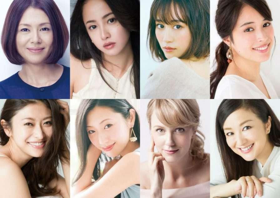 小泉今日子主演映画『食べる女』製作決定 沢尻エリカ、前田敦子、山田優ら8人の女優が共演