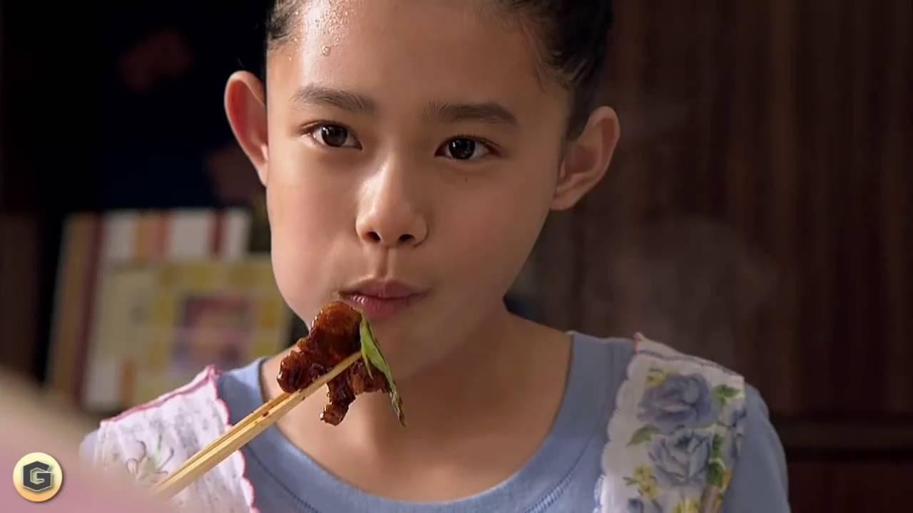 味の素 Cook Do CM 杉咲花 山口智充 「最後の一切れ」篇 - YouTube
