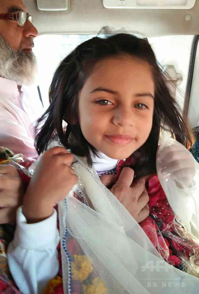 パキスタン女児暴行・殺害、容疑者を逮捕 連続殺人犯か 写真6枚 国際ニュース:AFPBB News