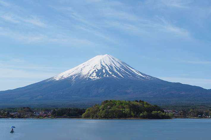 富士山の体積、どうやって量る?アイデアを募集